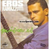 Eros Ramazzotti - Musica Es Album