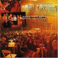 Fabrizio De Andre - Arrangiamenti P.F.M., Vol. 1 Album