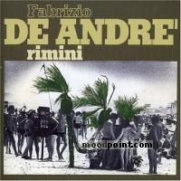 Fabrizio De Andre - Rimini Album