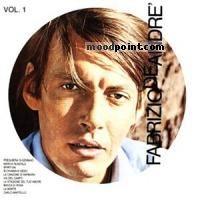 Fabrizio De Andre - Vol. 1 Album