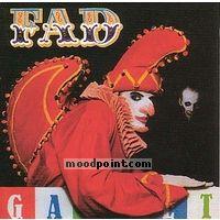 Fad Gadget - Incontinent Album