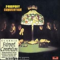 Fairport Convention - Fairport Convention Album