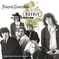 Fairport Convention - Heyday: the BBC Sessions 1968-1969 Album