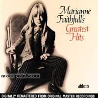 Faithfull Marianne - Greatest Hits Album
