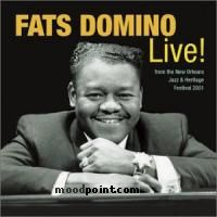 Fats Domino - Legends of New Orleans Album