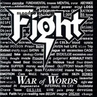 Fight - War Of Words Album