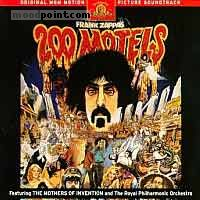 FRANK ZAPPA - 200 Motels Album