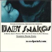 FRANK ZAPPA - Baby Snakes Album