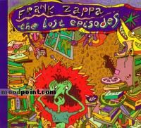 FRANK ZAPPA - Lost Episodes Album