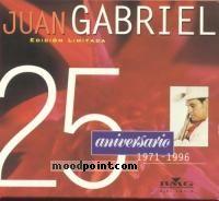 Gabriel Juan - Juan Gabriel 25 Aniversario: Solos, Duetos Y Versiones Especiales [2-CD Set] Album