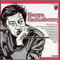 Gainsbourg Serge - Bonnie and Clyde Album