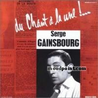 Gainsbourg Serge - Du Chant a la une Album