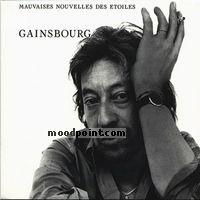 Gainsbourg Serge - Mauvaises Nouvelles des Etoiles Album