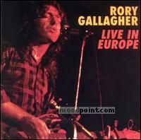 Gallagher Rory - Live In Europe Album
