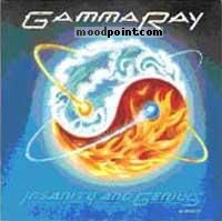 Gamma Ray - Insanity And Genius Album