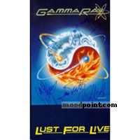 Gamma Ray - Lust for Live Album