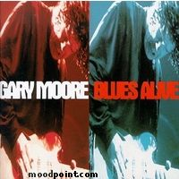 Gary Moore - Blues Alive Album