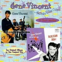 Gene Vincent - Bluejean Bop! - Gene Vincent and The Blue Caps Album