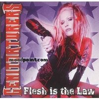 Genitorturers - Flesh is the Law Album
