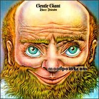 Gentle Giant - Three Friends Album