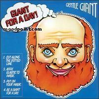Giant Gentle - Giant For A Day Album