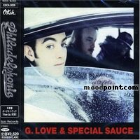 G. Love And Special Sauce - Philadelphonic Album