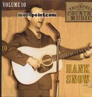 Hank Snow - Les triuphes De Las Country Music Vol.10 Album