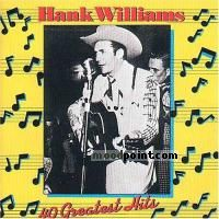 Hank Williams - 40 Greatest Hits Album