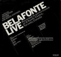 Harry Belafonte - Live Europe Album