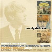 Harry Nilsson - Pandemonium Shadow Show, Aerial Ballet and Aerial Pandemonium Ballet 1 Album