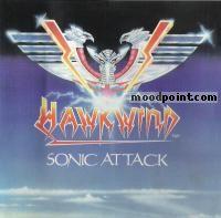 Hawkwind - Sonic Attack Album