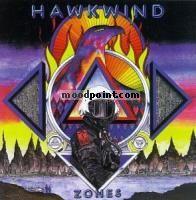 Hawkwind - Zones Album