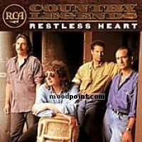 Heart Restless - RCA Country Legends: Restless Heart Album