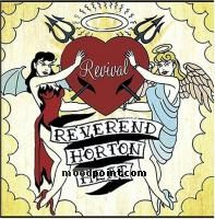 Heat Reverend Horton - Revival Album