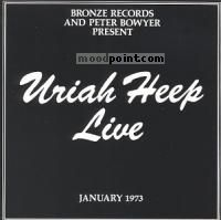 Heep Uriah - The Uriah Heep Live Album