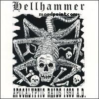 Hellhammer - Apocalyptic Raids Album