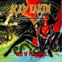Iced Earth - Days Of Purgatory CD1 Album