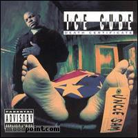 Ice Cube - Death Certificate Album