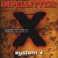 Impellitteri - System X Album