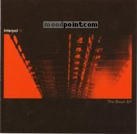 Interpol - The Black EP Album