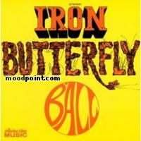 IRON BUTTERFLY - Ball Album