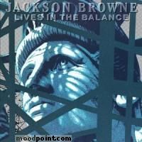 JACKSON BROWNE - Lives in the Balance Album