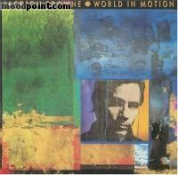 JACKSON BROWNE - World in Motion Album