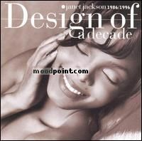 Jackson Janet - Design Of A Decade Album