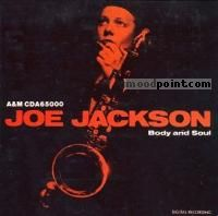 Jackson Joe - Body and Soul Album