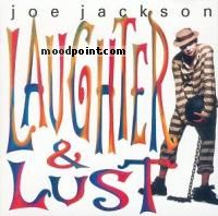 Jackson Joe - Laughter and Lust Album