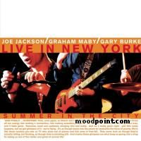 Jackson Joe - Summer in the City: Live in New York Album