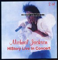 Jackson Michael - Live History Tour Album