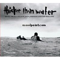 Jack Johnson - Thicker Than Water Album