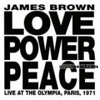 James Brown - Love Power Peace Album